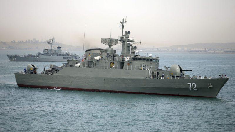 Военные корабли США