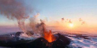Вулкан Камчатка