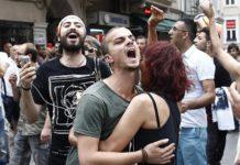 Гей-парад в Турции