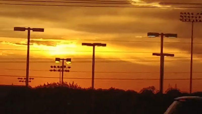 Два Солнца в небе