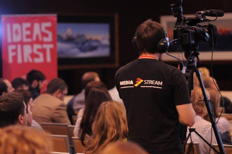 Запись и монтаж бизнес-конференций