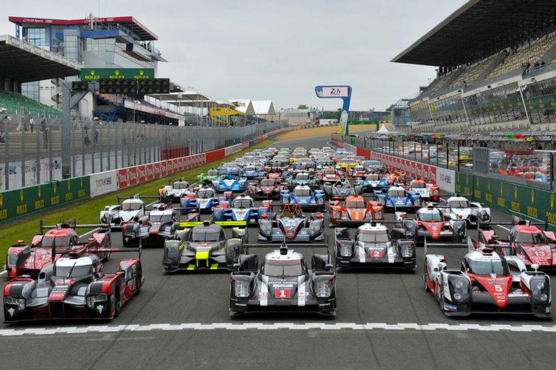 24 часа Ле-Мана 2017. Сегодня начнутся эпические автомобильные перегоны