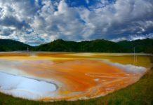Озеро румыния