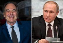 Оливер Стоун и Путин