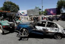 Пакистан взрыв
