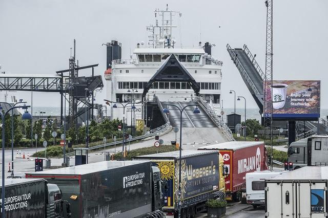 Страх и паника в Балтийском море