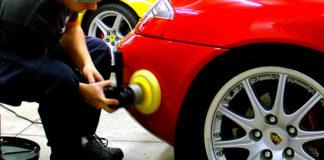 Полировка кузова авто
