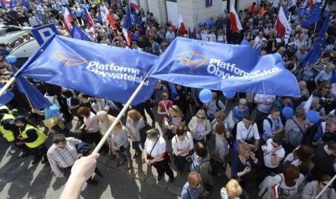 Протесты Словакия