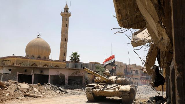 Сирия наступление