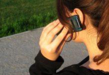 Телефон у уха