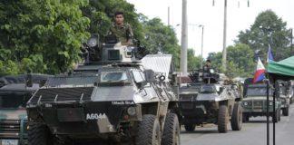 Филиппины война