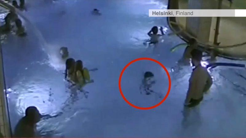 Шокирующий случай произошел в Хельсинки.