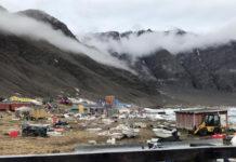 Цунами Гренландия