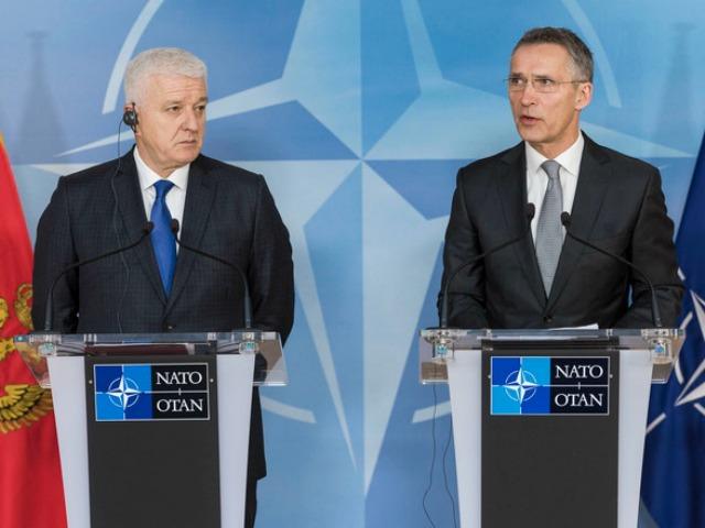 Черногория НАТО
