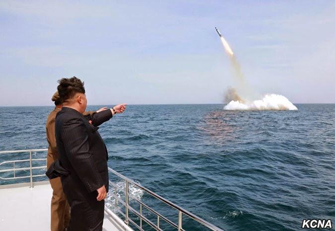 ракеты северная корея
