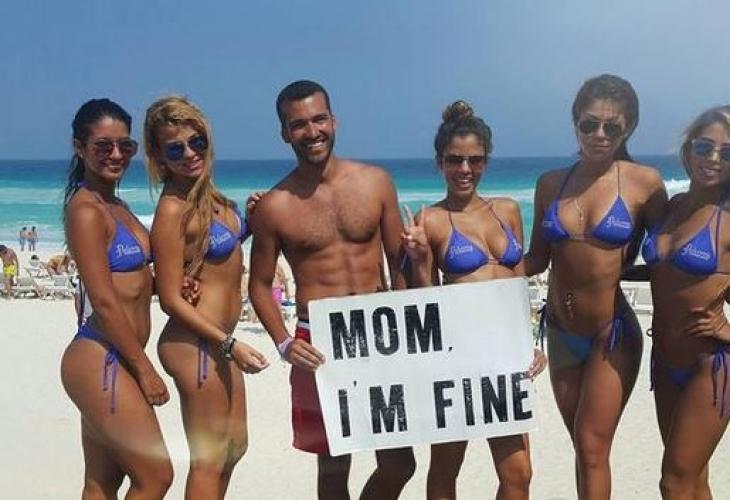 Mom, Im Fine