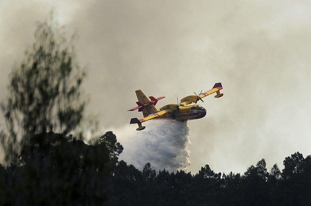 Pedrogau Grand plane crash