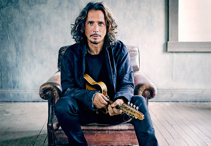 Стало известно, что употреблял перед смертью Крис Корнелл, фронтмен Soundgarden