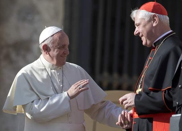 Ватикан чистка