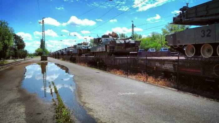 Венгрия танки