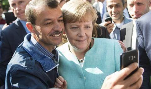 Германия иностранцы