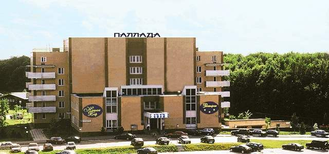 Гостиница «Паллада РАН» в Коньково