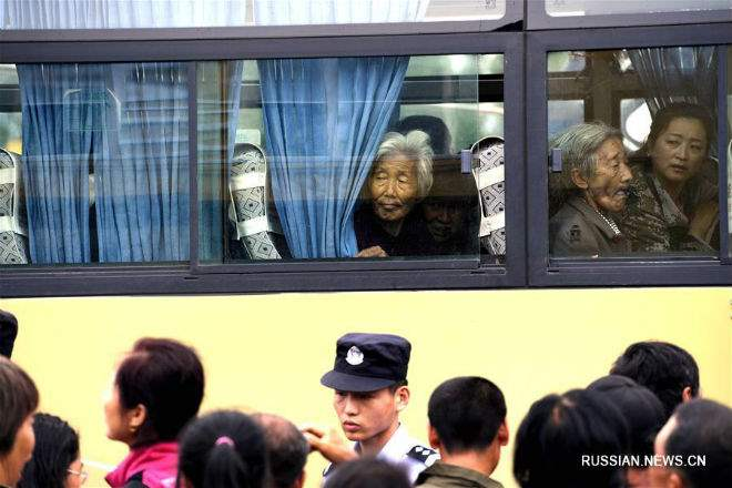Китай наводнения