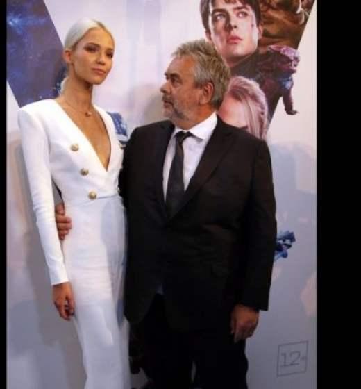 Люк Бессон,Саша Лусс,фильм,2017,Валериан и город тысячи планет