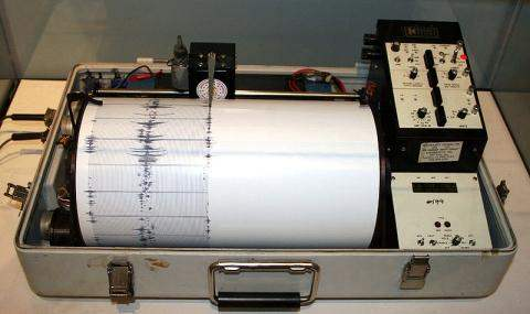 Македония землетрясение