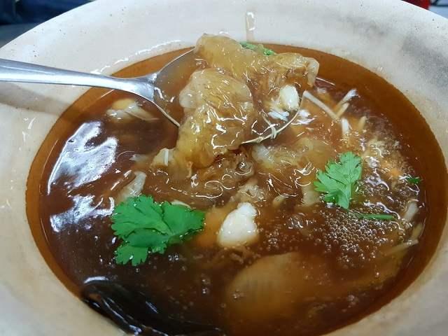 Суп из акульего плавника