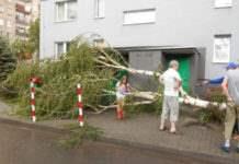 Ураган Польша