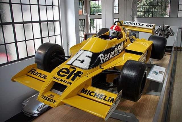 Формула 1 рено