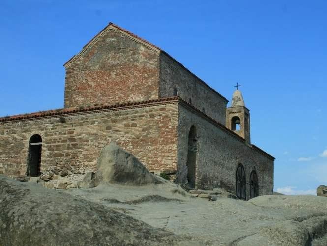 Храм Уплисцули в Уплисцихе
