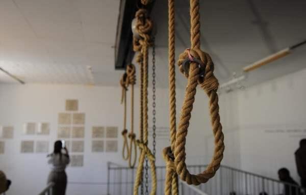 Япония смертная казнь