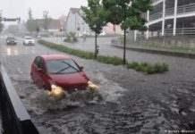 дожди Германия