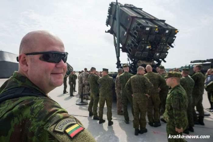 зенитные ракеты Patriot в Литве