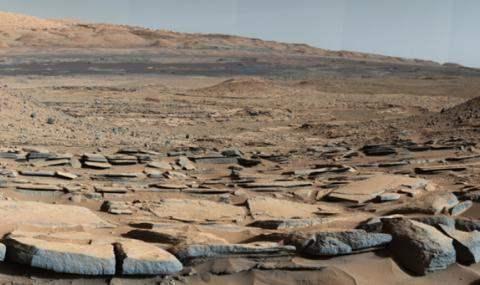 марсианская деревня