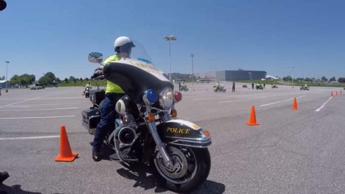 мото-полиция
