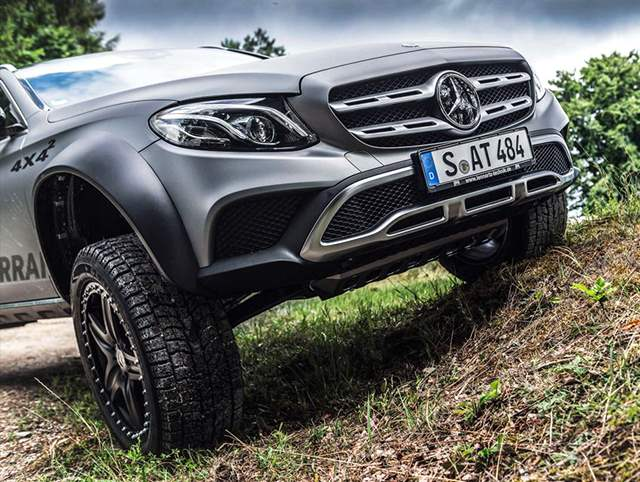 Mercedes-Benz E-Klasse All-Terrain 4x4²