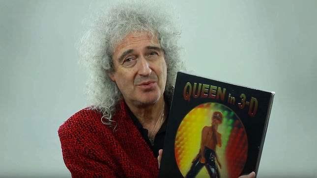 Queen в формате 3D