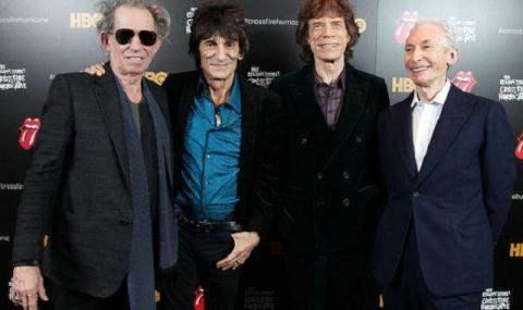The Rolling Stones вернулись