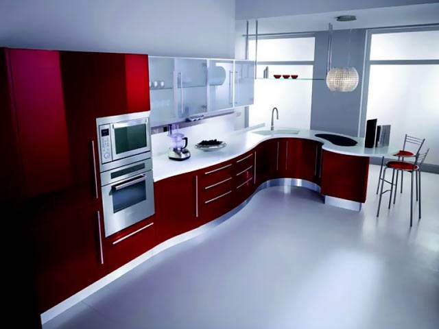 Кухни модерн