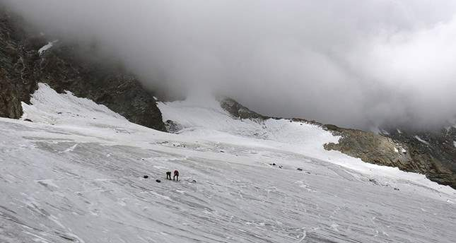 Альпы Швейцария
