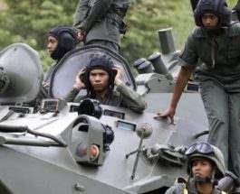 Венесуэла,война