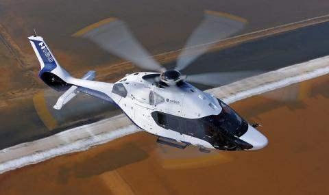 Вертолет Аэробус