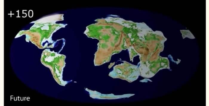 Земля в будущем