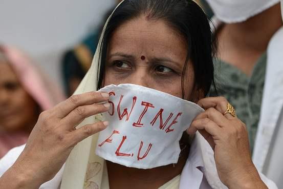 Индия грипп