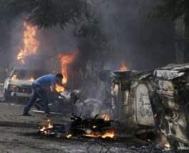Индия протесты
