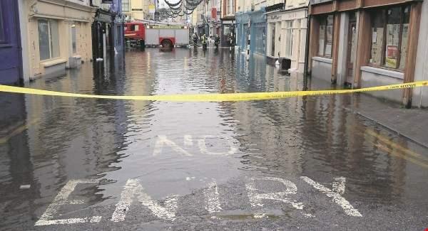 Ирландия наводнение
