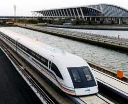 Китай поезда